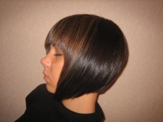 Những kiểu tóc ngắn BOB đẹp nhất 2012